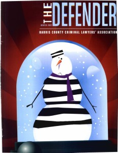 The Defender Winter 2007 Issue
